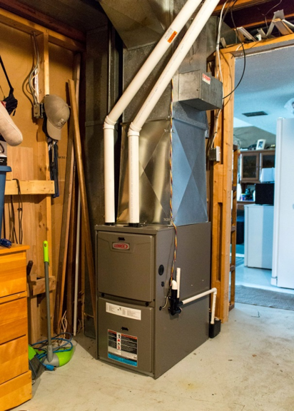 Furnace install