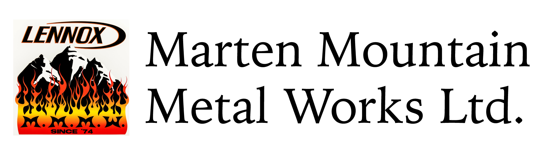 Marten Mountain Metal Works Ltd.